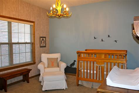 hunting boys preppy nursery project nursery