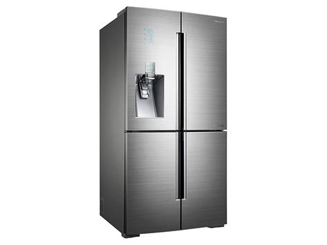 34 Cu. Ft. 4-door Flex™ Chef Collection Refrigerator, With Sparkling Water Dispenser High Quality Drawer Slides Ikea Kitchen Modern Console Table With Drawers Five Filing Cabinet Base Mounted Runners Replacing 2 Dish Washer Tallboy For Sale