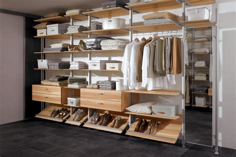 Wardrobe Shelving Systems by 15 Photos Fitted Shelving Systems