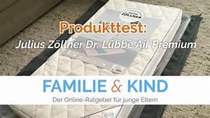 Julius Zöllner Dr Lübbe Air Premium : julius z llner dr l bbe air premium babymatratzen ~ Orissabook.com Haus und Dekorationen