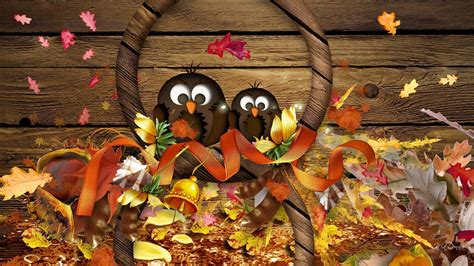Free Animated Thanksgiving Screensavers Wallpaper - fall thanksgiving wallpapers wallpaper cave