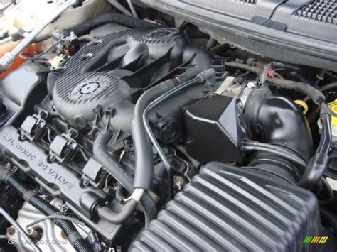 2004 Chrysler Sebring Engine by 2004 Chrysler Sebring Limited Convertible 2 7 Liter Dohc