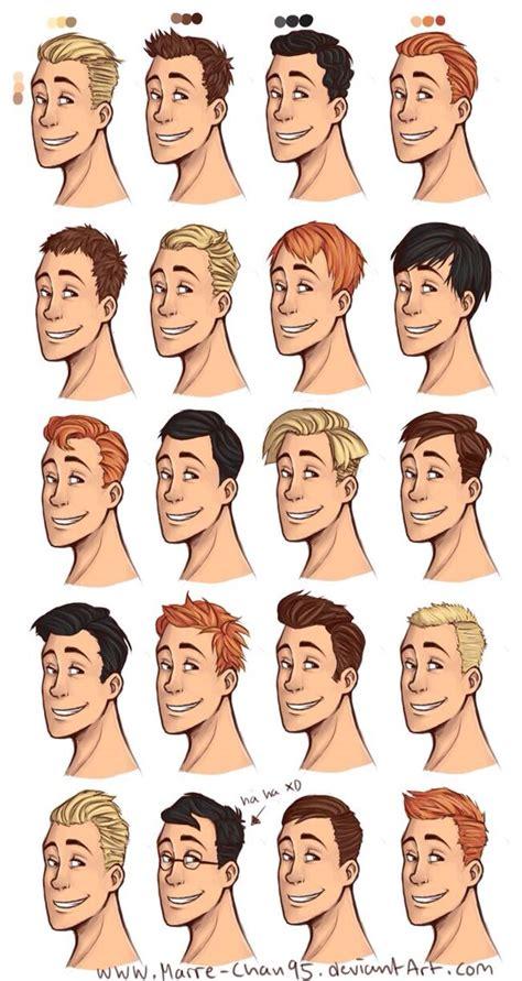 male hairstyles ideas  pinterest male barbers