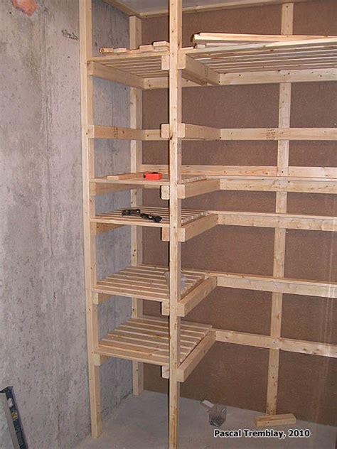 construire une chambre froide plan de chambre froide domestique système de ventilation