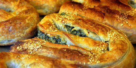 boerek turkeys favourite snack great british chefs