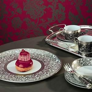 Plat à Cake : plat a cake raynaud tolede platine tolpt028 ~ Teatrodelosmanantiales.com Idées de Décoration