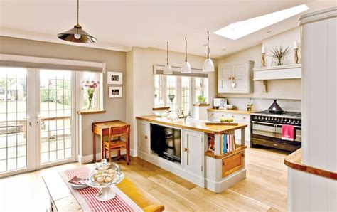 kitchen island plans for small kitchens open plan family kitchen diner homes