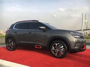 Citroën C5 Aircross Start : citroen c5 aircross 2018 revealed in shanghai news and pictures by car magazine ~ Medecine-chirurgie-esthetiques.com Avis de Voitures