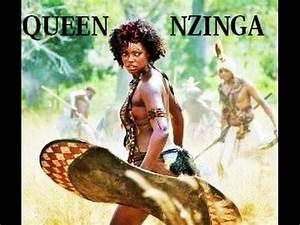 Queen Nzinga: Warrior Queens part 1 : 7 Types of Queens ...
