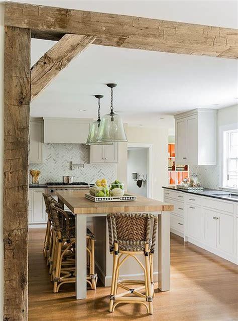 brickhouse kitchen island vigas de madera no podr 225 s dejar de mirar al techo ideas 4900