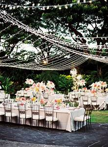 Wedding light canopy cheap spring party theme unique for Outdoor wedding reception lighting