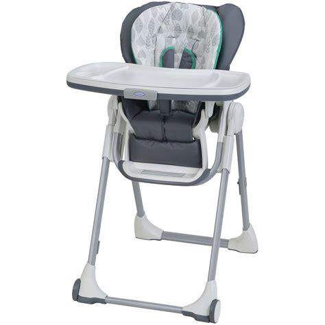 Graco Swiftfold High Chair, Briar Ebay