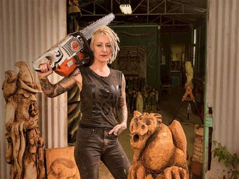 griffon ramsey chainsaw artist tool crave
