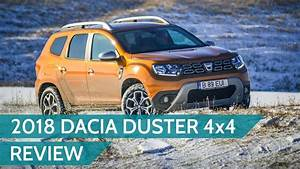 Offre Dacia Duster 4x4 : dacia duster 2018 4x4 dci review off road youtube ~ Gottalentnigeria.com Avis de Voitures