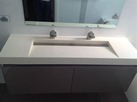 Corian Bathroom Countertops 44 Corian Integrated Bathroom Sink Corian Vanity R