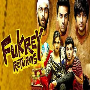 Fukrey Returns Movie Mp3 Songs Free Download - AtoZMusic.IN