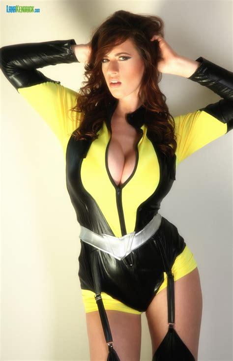Lana Kendrick Silk Spectre Cosplay