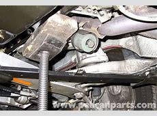 BMW E90 Engine Mount Replacement E91, E92, E93 Pelican
