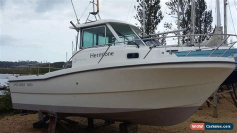 Used Sea Fishing Boats For Sale Uk by Beneteau Antares 620 Inboard Diesel Fishing Boat For Sale