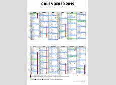 Nice Calendrier Scolaire 2018 Et 2019 Imprimer