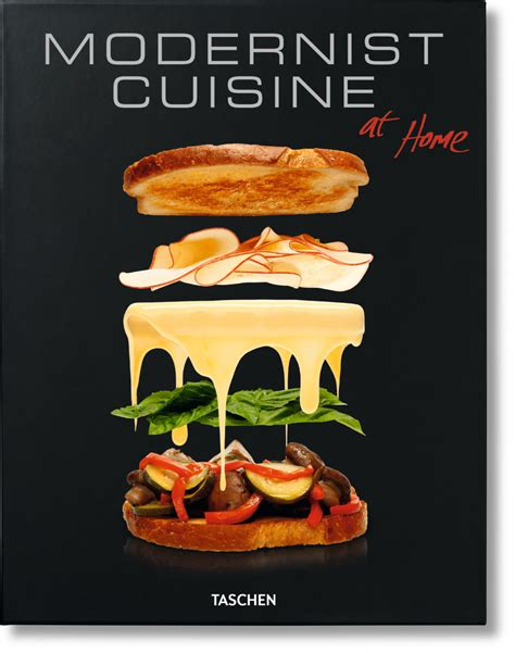 cuisine at home modernist cuisine at home libros taschen