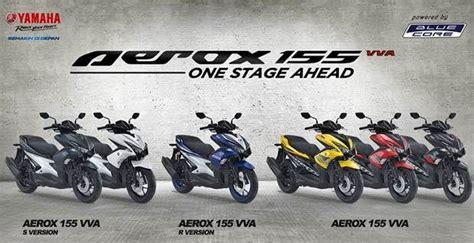 2017 Yamaha Aerox 155 Philippines Specs, Price And Reviews
