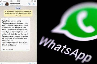 Whatsapp Martinelli Virus Strip