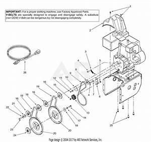 Mtd 31ae6cof300  2003  Parts Diagram For Belts  U0026 Engine