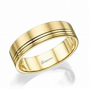 gold wedding rings mens wedding promise diamond With wedding gold rings for men