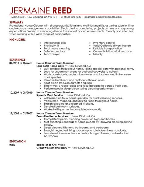 70 amazing maintenance janitorial resume exles templates from trust writing service