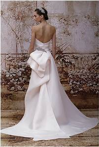 Monique lhuillier 2014 fall collection for French wedding dress designers