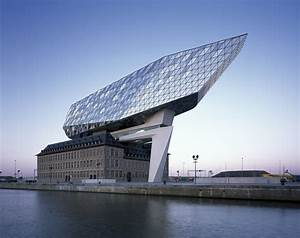Zaha Hadid Bauwerke : antwerp port house zaha hadid architects archdaily ~ Frokenaadalensverden.com Haus und Dekorationen