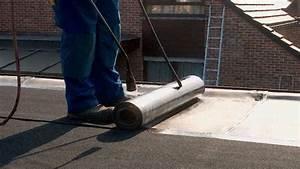Pose De Shingle : membrane d tanch it pour toiture plate ~ Melissatoandfro.com Idées de Décoration