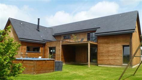 acheter maison d architecte ossature bois 224 vendre