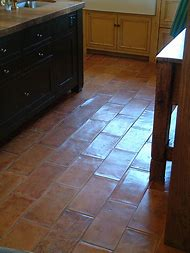 Rectangular Kitchen Floor Tiles