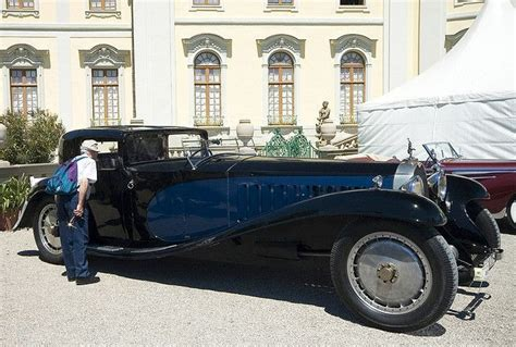 It was the car that ettore bugatti hoped to sell it to the european royal families. Bugatti Royale by Kellner • 1929 | Bugatti royale, Bugatti cars, Classic cars