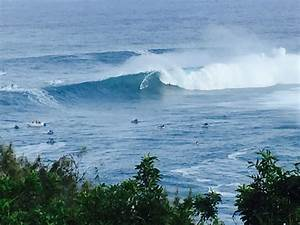 Jaws Big Waves Maui-Maui's North Shore Oceanfront Home ...