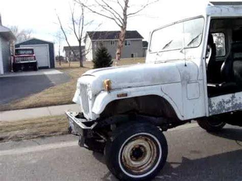 mail jeep lifted 77 us mail postal jeep amc rhd nice rmd truck for sale doovi