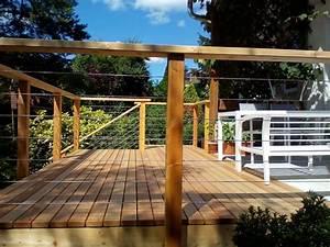Geländer Holz Terrasse : balkon terrasse gel nder lengauer holzbau 3433 k nigstetten nieder sterreich ~ Watch28wear.com Haus und Dekorationen
