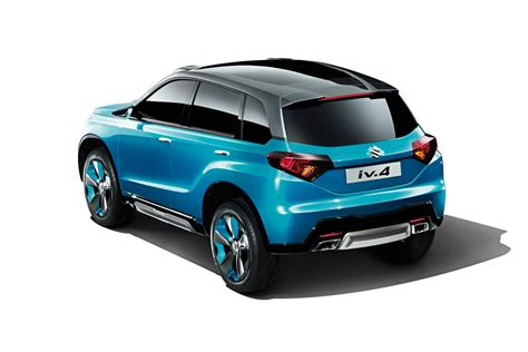 Suzuki Suv Models by Suzuki Iv 4 New Compact Suv Concept
