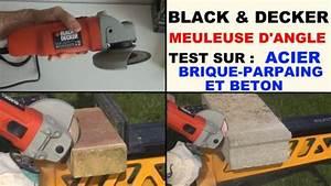 Outil Multifonction Black Et Decker : black et decker asi300 air station compresseur prsentation ~ Dailycaller-alerts.com Idées de Décoration
