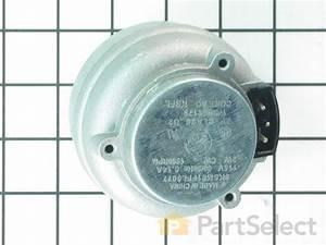Ge Wr60x187 - Condenser Fan Motor