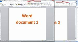 how do i view two excel spreadsheets at a time With documents to prepared