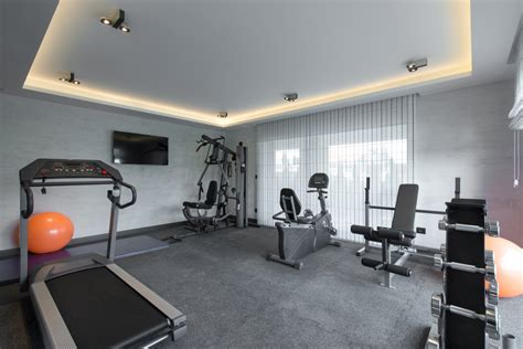 Turning Your Garage Into A Home Gym, Garage Doors 4 You
