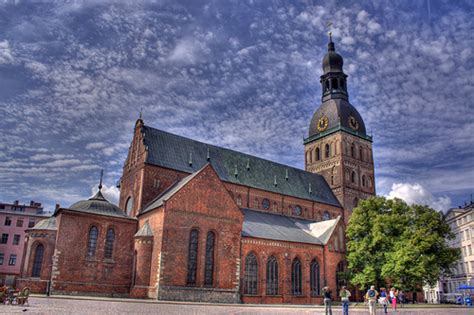 Dome Cathedral, Riga Latvia   Maurice   Flickr
