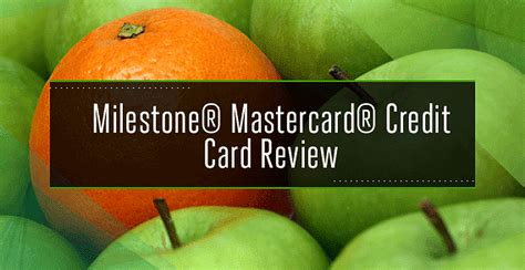 """Discover is also quite forgiving when it comes to the penalty terms. 2021 Milestone Credit Card Review — """"A Good Card for Bad ..."""