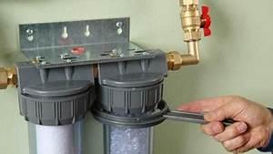 Anti Calcaire Magnétique Pour Arrivée D Eau : poser un filtre anti tartre cartouches ~ Farleysfitness.com Idées de Décoration