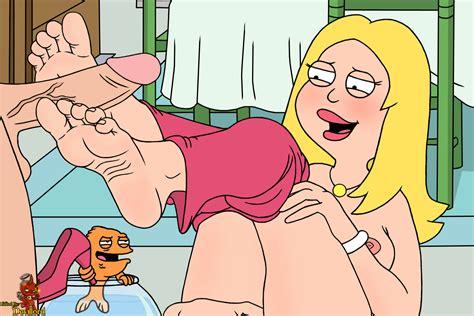 american dad footjob porn nude pic