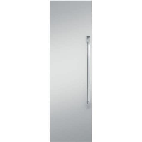 monogram left hinge door panel kit  freezers  refrigerators stainless steel  pacific