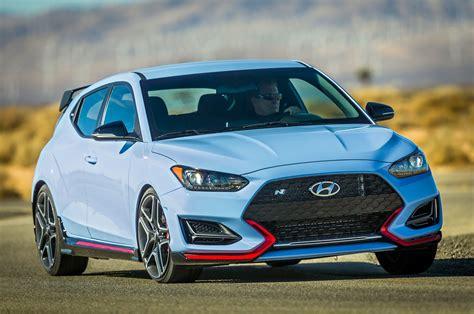 Hyundai 2019 : 2019 Hyundai Veloster N Makes Surprise Debut In Detroit